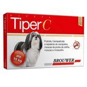 Tiper-C-para-Caes-ate-15kg-Pipeta-Brouwer