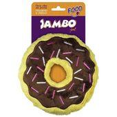 Mordedor-Pelucia-Food-Donut-Chocolate-Jambo-
