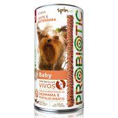 Petisco-Stick-Probiotic-SpinPet-Baby-Leite-e-Beterraba
